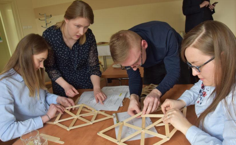 Budujemy mosty czyli trzecie szkolenie Liderów (Warszawa)