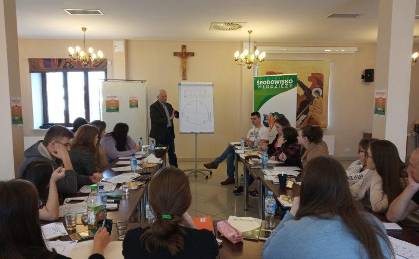 Drugie szkolenie liderów Środowiska Młodzieży – relacja