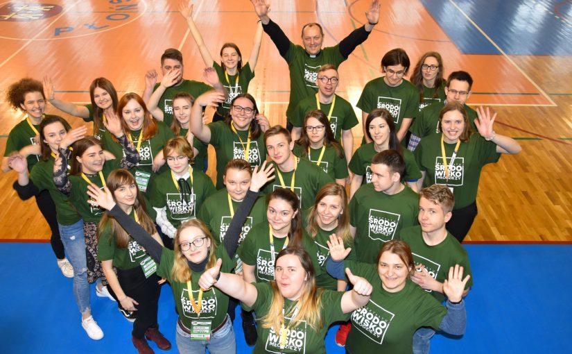 20 młodych liderów szkoliło się wPłońsku