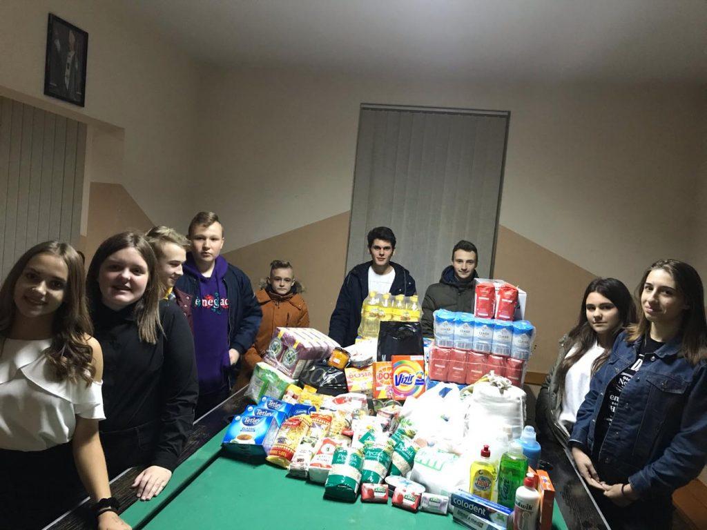 "Zdjęcia zezbiórki ""Polak zsercem"" - diecezja tarnowska"