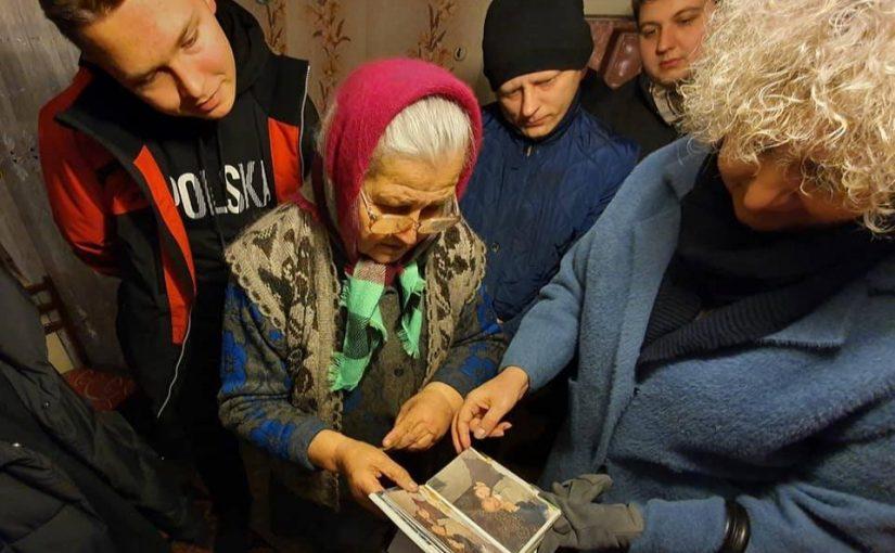 KSM dostarczył dary na Ukrainę - II edycja akcji Polak z sercem