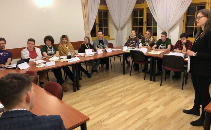 """Wyjść ku innym – drugie szkolenie """"Lider Środowiska Młodzieży"""" wPrzysieku – 17-19 stycznia 2020"""