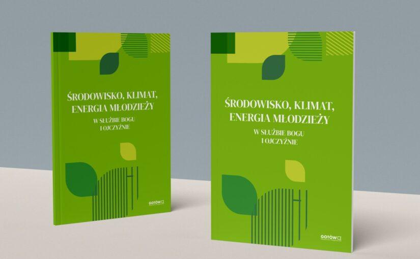 Środowisko, klimat, energia młodzieży – książka naczasie