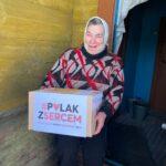 """Pierwsza część darów w ramach akcji """"Polak z sercem"""" trafiła już do potrzebujących Rodaków z okolic Grodna"""