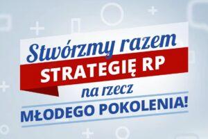 Konsultacje Strategii RP narzecz młodego pokolenia