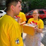 Polak z sercem - wizyta na Ukrainie - lipiec 2021
