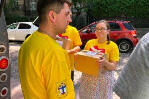 Polak zsercem - wizyta naUkrainie - lipiec 2021
